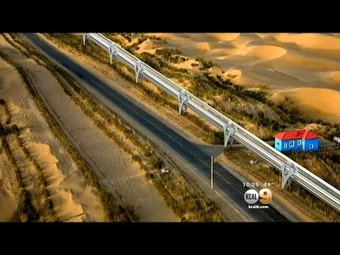 LA To San Fran In 35 Minutes? Hyperloop CEO Says Speed Tube Could Become Reality