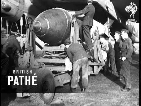 10 Ton Bomb Secrets Out (1945)