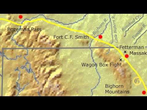 Montana History Minute: Bozeman Trail leads to two wars