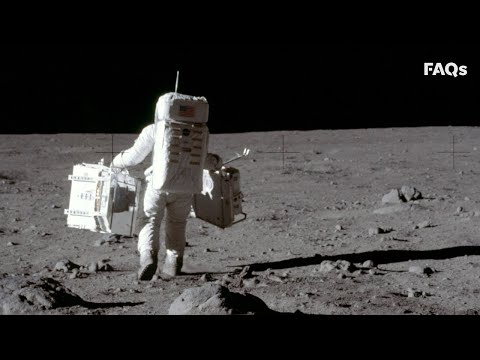 Exposed: Apollo 11 Moon landing conspiracy theories | Just The FAQs