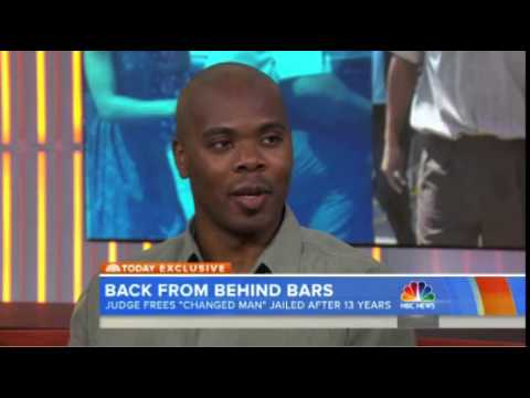 Cornealious 'Mike' Anderson NBC's Today Show May 6, 2014
