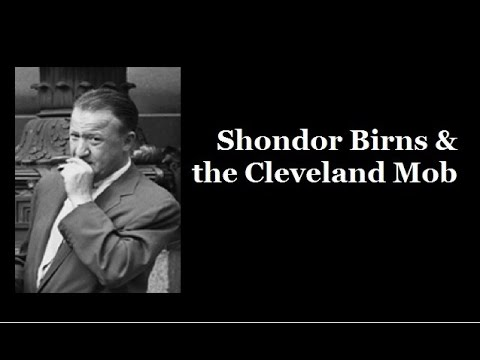 Shondor Birns & the Cleveland Mob