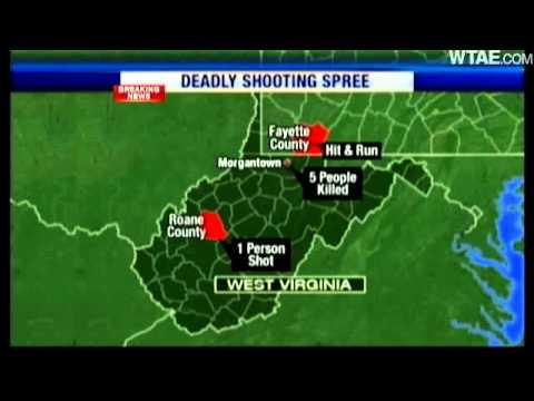 Suspect In Multiple Morgantown Slayings Kills Self