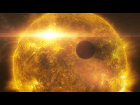Hubblecast on Exoplanet HD 189733b