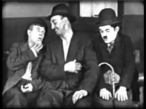 Fake Chaplin - BILLY WEST - The Candy Kid (1917)
