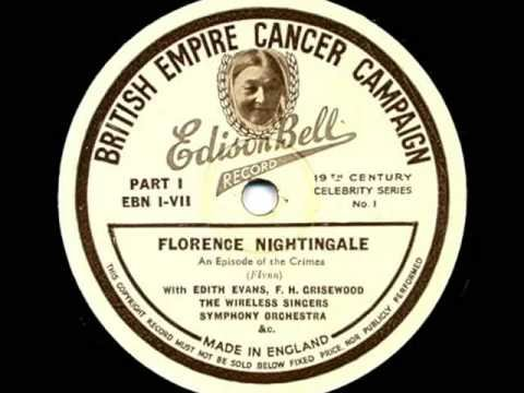 (Rare!) Voice of Florence Nightingale (1890)