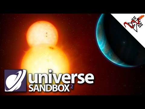 What if Earth had 2x Suns - Universe Sandbox 2