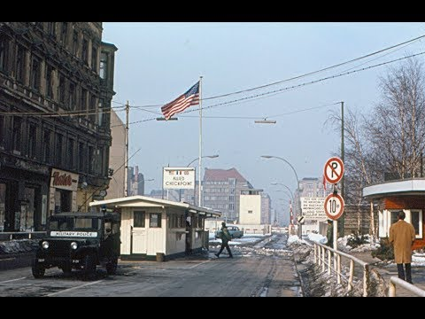 Checkpoint Charlie - Berlin's Cold War Frontier