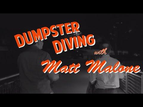 CTRL+ALT+TECH: Dumpster Diving w/ Matt Malone