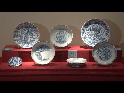 Imperial porcelain of Ming Dynasty meets public at Palace Museum