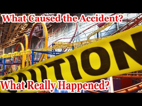 What Really Happened on Mindbender at Galaxyland June 14th 1986?