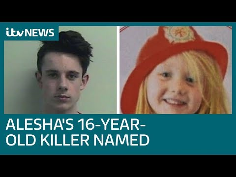 Alesha MacPhail killer identified as Aaron Campbell after judge lifts ID restriction | ITV News