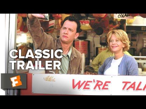 You've Got Mail (1998) Official Trailer - Tom Hanks, Meg Ryan Movie HD