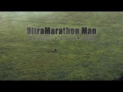 UltraMarathon Man: 50 Marathons • 50 States • 50 Days