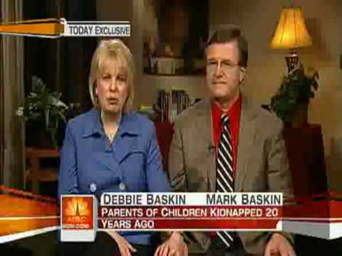 Mark and Debbie Baskin interview on Today show