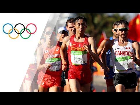 Rio Replay: Men's 20km Race Walk