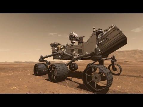 NASA's 2020 Mars Rover Will Make Oxygen, Look For Alien Life