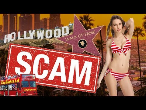 WORST Scams and Tourist Traps in Los Angeles (Watch Before You Go) !