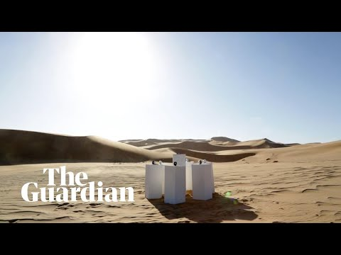 Africa by Toto to play 'for all eternity' in Namib desert