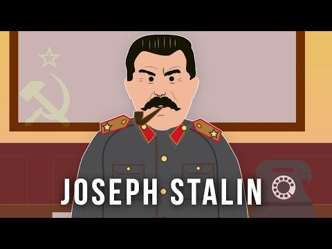 Joseph Stalin, Leader of the Soviet Union (1878-1953)