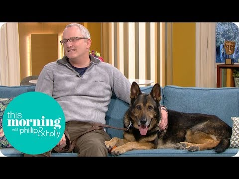 Britain's Got Talent: Finn the Dog That Moved the Judges to Tears | This Morning