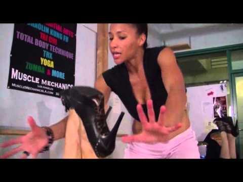High Heel Workout Builds Strength, Sex Appeal