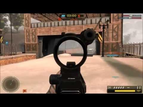 Americas Army 4 gameplay Beta