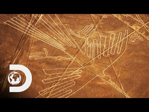 What Is Hiding Under The World Famous Nazca Lines In Peru | Blowing Up History