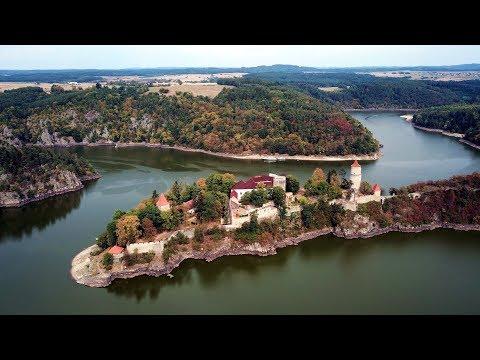 Hrad Zvíkov - Castle Zvikov - Burg Zvikov