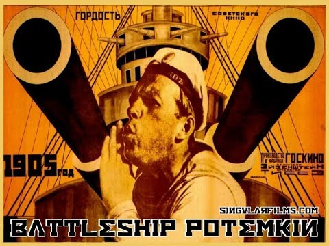 Battleship Potemkin (1925) with Eng Subtitles
