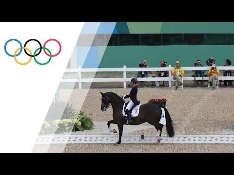 Rio Replay: Dressage Individual Grand Prix Freestyle