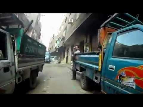 Manshiyat Naser, Caminando por la Ciudad de la Basura - El Cairo - Egipto