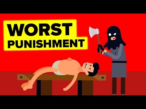 Drawn and Quartered - Worst Punishments In History of Mankind
