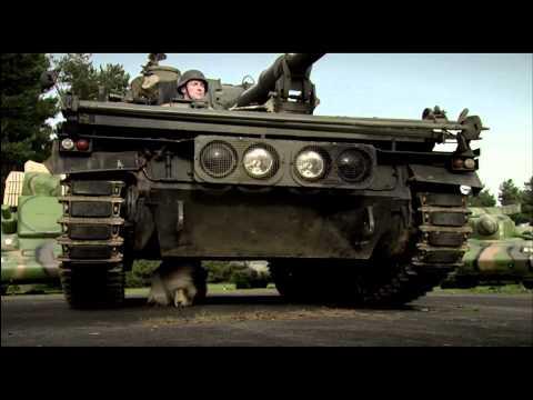 Weird Weapons [Anti Tank Dog]