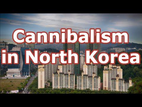 Cannibalism in North Korea