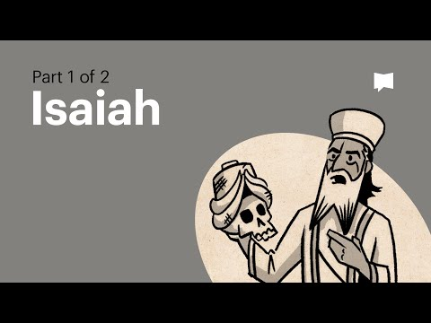 Overview: Isaiah 1-39