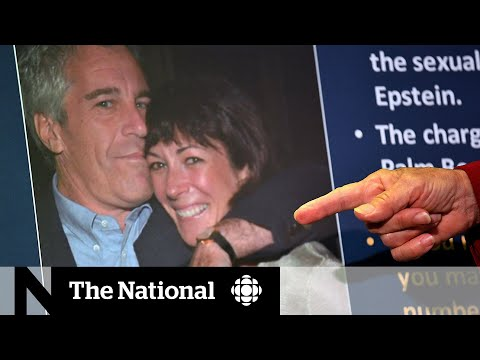 Ghislaine Maxwell's ties to powerful men, Buckingham Palace