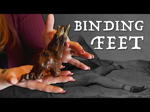 The History of Foot Binding in China