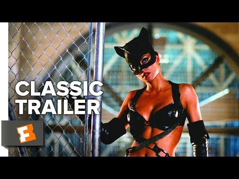Catwoman (2004) Official Trailer - Halle Berry, Sharon Stone Movie HD