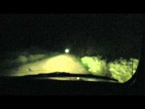 Real Ghost Or Unexplained Light (Crossett, Arkansas)