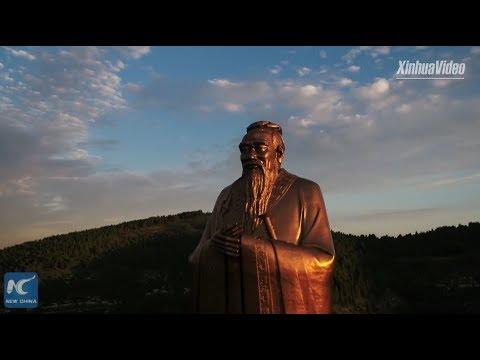World's highest Confucius statue unveiled in E China