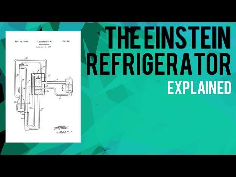 The Einstein Refrigerator Explained