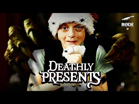 """""""Deathly Presents"""" - Christmas Short Horror Film - BLOODY CUTS"""