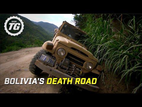 Bolivia's Death Road | Top Gear | BBC
