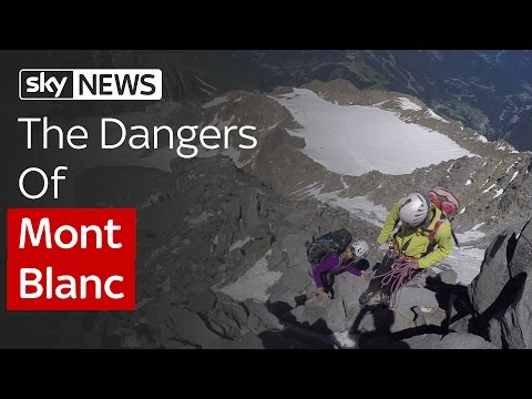 The Dangers Of Mont Blanc
