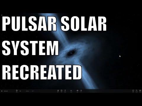 Creating LICH Solar System - PSR B1257+12 - Universe Sandbox 2