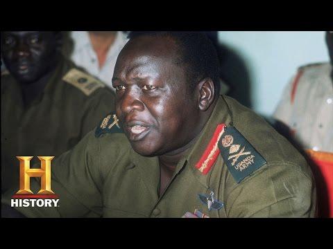 Idi Amin: Violent Ugandan President - Fast Facts | History