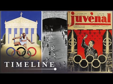 How Hitler Used The Berlin Olympics For Nazi Propaganda | The 1936 Olympic Games | Timeline