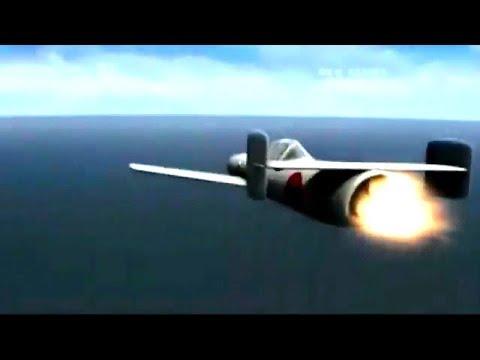 Ultimate Kamikaze Attack Missile Weapon - Imperial Japanese Navy (IJN) Yokosuka MXY-7 Ohka