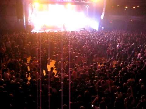 "Lamb of God ""Black Label"" Live Wall of Death"